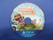 Little Big Planet 3 For PlayStation 4 PS4 X-Display item - DISC ONLY
