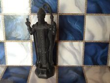 HARRY POTTER Wizards Chess Game Replacement Piece 2002 BLACK BISHOP