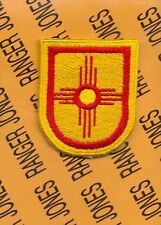 NMSG New Mexico State Guard beret flash patch
