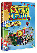 Driver Dan's Story Train - Limited Edition DVD and Bonus Book, Very Good DVD, ,