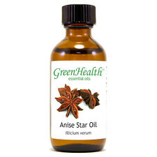 2 fl oz Anise Star Essential Oil (100% Pure & Natural) - GreenHealth