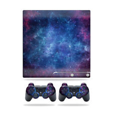 Skin Decal Wrap for Sony Playstation 3 Slim Console sticker Nebula