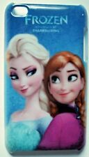 Frozen Anna & Elsa Pattern Apple iPod Touch 4 4th Hard Case Cover -US SELLER