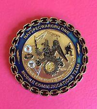 Navy Chief, SEAL/SPECWAR CPO challenge coin. Genuine & Authentic!