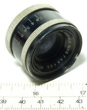 Angénieux Retrofocus Type R3 9.5 mm 1:2.2 C Mount lens for 16mm movie camera