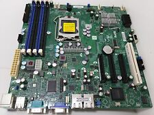 *New SuperMicro X8SIL -B , Intel X3400 LGA 1156, Motherboard w/IO shield