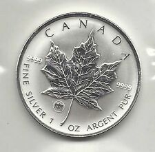 Maple Leaf 2009 Privy Mark Brandenburger Tor BBT 5 Dollar Kanada 1 Unze Silber