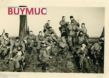 BUYMUC TOP FOTO FALLSCHIRMJÄGER PARATROOPER FRANCE 1  1944    31,7,15