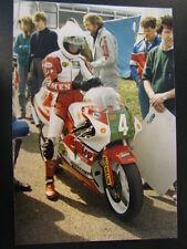 Photo Honda NS250 1989 #4 Leon van der Heyden Hengelo Races