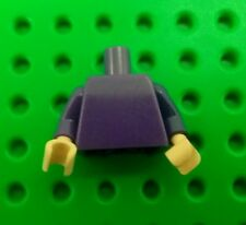*NEW* Lego Purple Torso Body Arms w Flesh Hands  Figures Minifigures Fig x 1