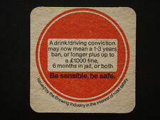 WHITBREAD TROPHY BITTER A DRINK/DRIVING CONVICTION MAY NOW MEAN A 1-3 COASTER