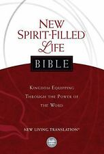 NLT, New Spirit-Filled Life Bible, Hardcover: Kingdom Equipping Through the Pow