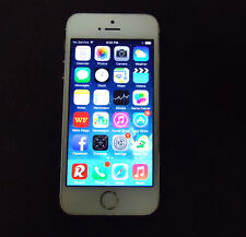 Apple iPhone 5S NE298LL/A 16GB Gold T-Mobile CLEAN ESN/IMEI  **LOCKED**