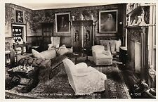 The Queen Mother's Sitting Room, Glamis Castle, GLAMIS, Angus RP