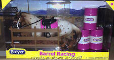 Breyer Model Horses Classic Barrel Racing Gift Set for 2015