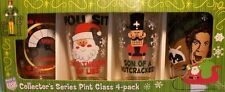 New Elf The Movie 4pk 16oz Pint Glasses Glass Will Ferrell as Buddy the Elf