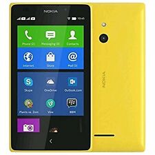 Nokia XL (Bright Yellow) Dual SIM+, 6 Month Manufacturer warranty