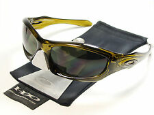 OAKLEY MONSTER DOG OLIVE SONNENBRILLE DOGGLE PUP JULIET PIT BULL BOSS FUEL CELL