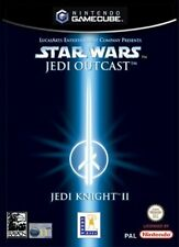 STAR WARS JEDI OUTCAST GAMECUBE GAME PAL