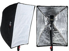 50x70cm Umbrella Easy Folding Indirect Fire Softbox f. Flashgun Studio Lighting