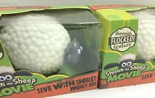 Shaun the Sheep The Movie- Save with Shirley Money Box x 2- Value & Popular