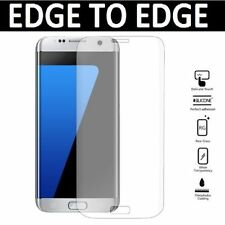 Samsung Galaxy S7 Transparent Full Coverage Curved 3D Tempered Glass Protector