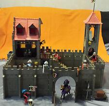 Playmobil Ritterburg 3450 Burg für Sammler Mittelalter Nostalgie mit Zubehör