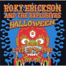 Roky Erickson, Roky Erickson & the Explosions - Halloween [New CD]