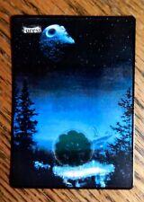 Mtg Altered Art Star Wars Endor Forest