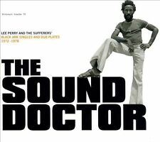 "The Sound Doctor: Black Ark Singles and Dub Plates 1972-1978 by Lee ""Scratch""..."