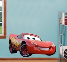 DISNEY CARS McQUEEN Wall Sticker GIANT 96x56cm