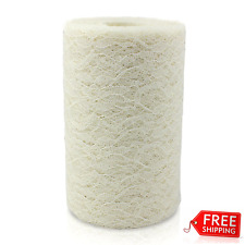 Ocr TM 22 Meters 15cm Wide Vintage Lace Roll Table Runner Chair Sash For Wedding