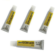 2x Thermal Conductive Plaster Viscous Adhesive Glue for Heatsink GPU IC Chip