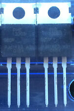 x2 NXP PHE13005 NPN High Voltage Bipolar Transistor  RATING: 4A / 400V