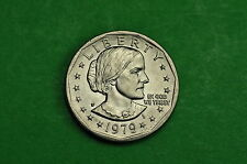 1979-P   BU Mint State (Susan B Anthony) US One Dollar Coin