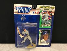 1993 DEAN PALMER Texas Rangers Rookie - low s/h - sole Starting Lineup Kenner