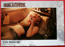 Battlestar galactica-premiere edition-carte #68 - life goes on