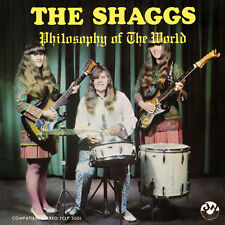 The Shaggs Philosophy Of The World 180gm Vinyl LP Record outsider rock album NEW