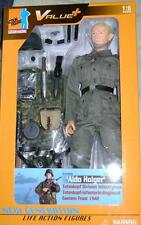 1/6 Dragon WWII German value + Aldo Holger Totenkopf MIB