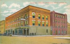 CEDAR RAPIDS IA – Majestic Theatre Jim Block Theater - 1909