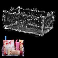Kosmetische Kosmetik Organizer Schmuckkasten Box Case Halter  Acryl