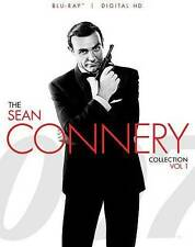 007: The Sean Connery Collection - Vol 1 (Blu-ray, 2015, 3-Disc + Digital copy)