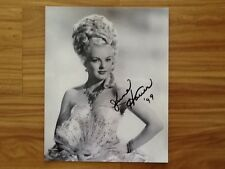 June Haver  SIGNED  8 x10 Photo    Costume Style  Betty Grable co-star
