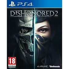 Dishonored 2 PS4 Game Brand New