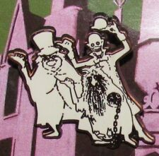 Disney Pin  Haunted Mansion Ghosts  NEW  Copper Hitchhiking Ghosts