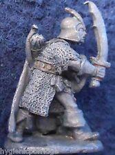 1984 Elfo Oscuro C09 14 Black Guard Ciudadela De Los Elfos pre slotta Warhammer mal Drow Gw