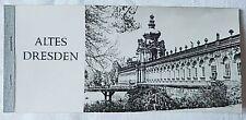 6 Postcards Book - Altes Dresden - Old Dresden