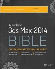 AUTODESK 3DS MAX 2014 BIBLE - KELLY L. MURDOCK (PAPERBACK) NEW