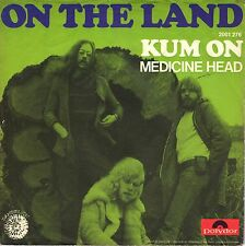 "7"" Medicine Head (Keith Relf / Yardbirds) – Kum On // Germany 1972 / rare"