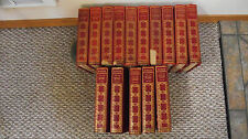1900-03 Modern Eloquence famous Lectures, addresses, speeches set of 15 books